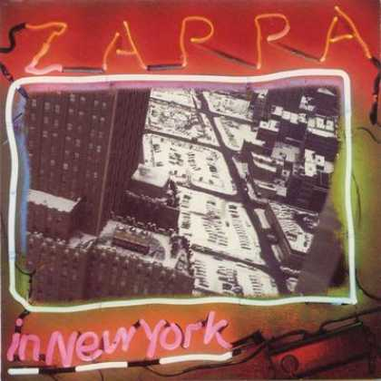 Frank Zappa - Frank Zappa - In New York