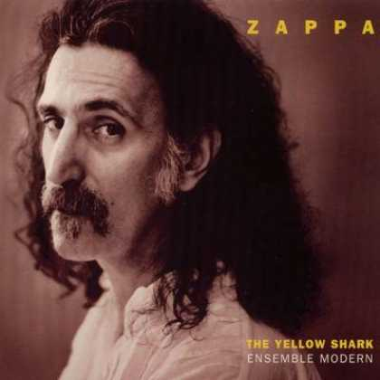 Frank Zappa - Frank Zappa The Yellow Shark Ensemble Modern