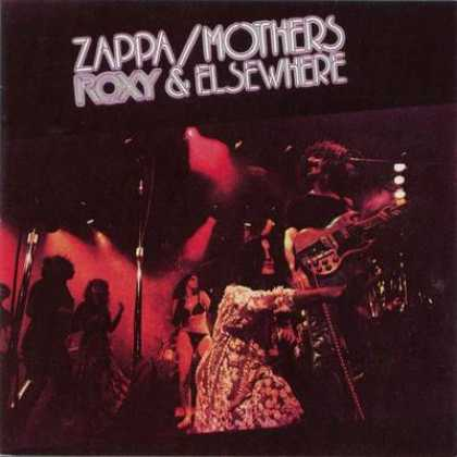 Frank Zappa - Frank Zappa Roxy & Elsewhere