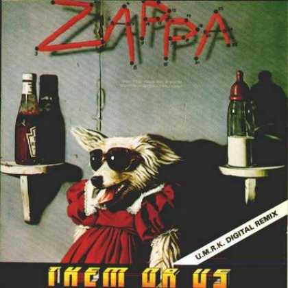Frank Zappa - Frank Zappa - Them Or Us