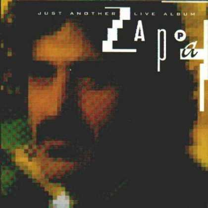 Frank Zappa - Frank Zappa Just Another Live Album