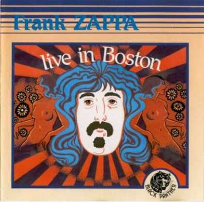 Frank Zappa - Frank Zappa Live In Boston 68