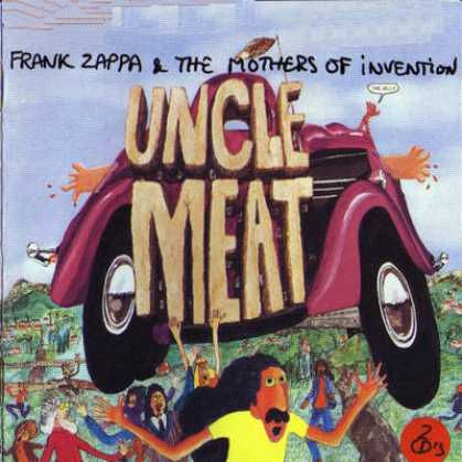 Frank Zappa - Frank Zappa And Mothers - Uncle Meat
