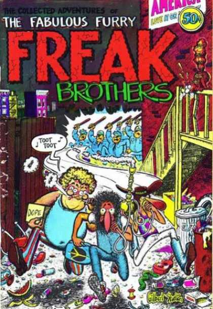Freak Brothers 1