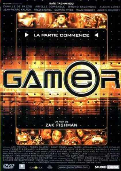French DVDs - Gamer