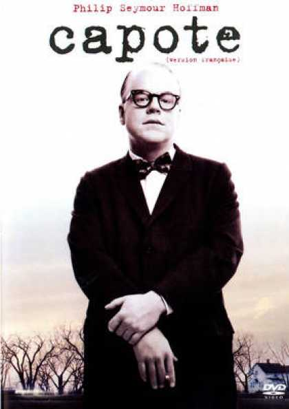 French DVDs - Capote