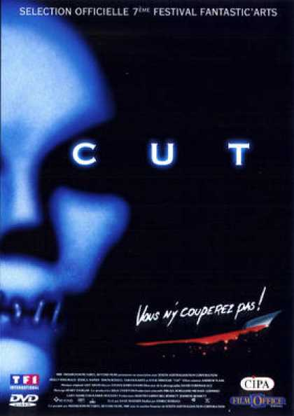 French DVDs - Cut