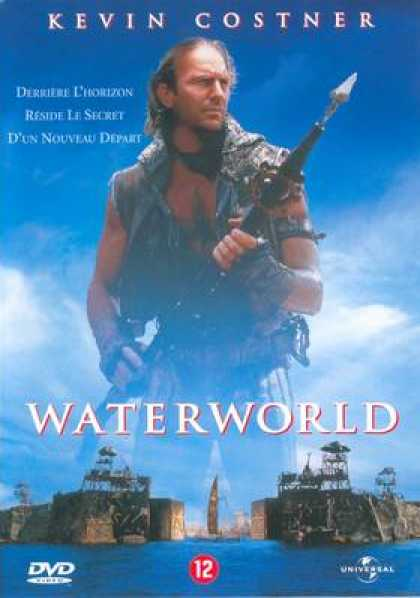 French DVDs - Waterworld