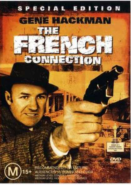French DVDs - The French Connection Special Edition Australian