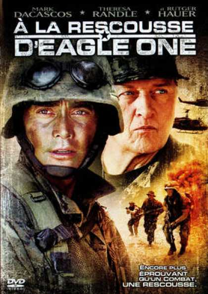 French DVDs - A La Rescousse D Eagle One