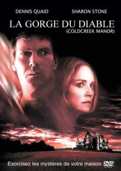 French DVDs - Cold Creek Manor