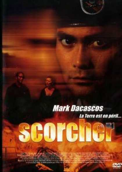 French DVDs - Scorcher