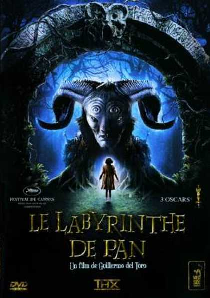 French DVDs - Pan's Labyrinth