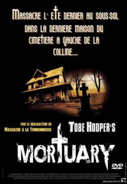 French DVDs - Mortuary