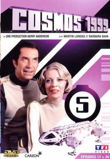 French DVDs - Space 1999 French Vol 5