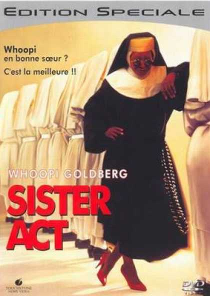 French DVDs - Sister Act