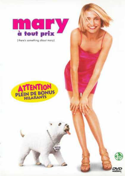 French DVDs - There's Something About Mary