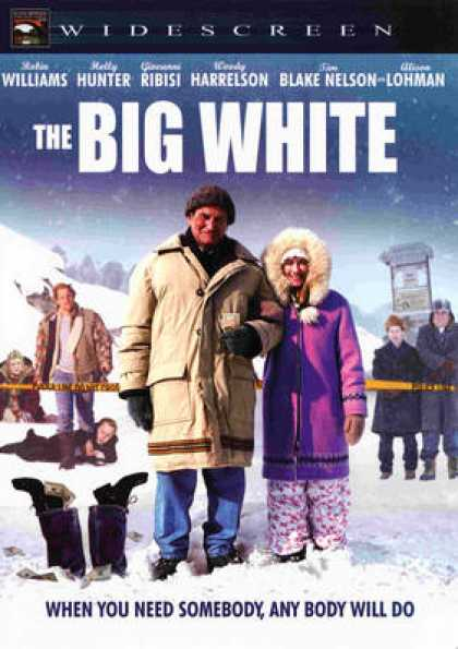 French DVDs - The Big White
