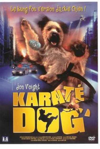 French DVDs - Karate Dog