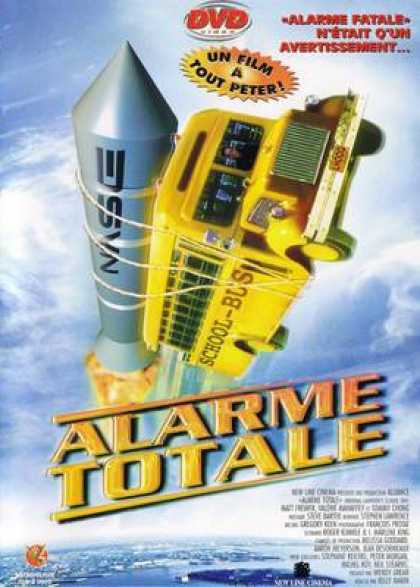 French DVDs - Alarme Totale