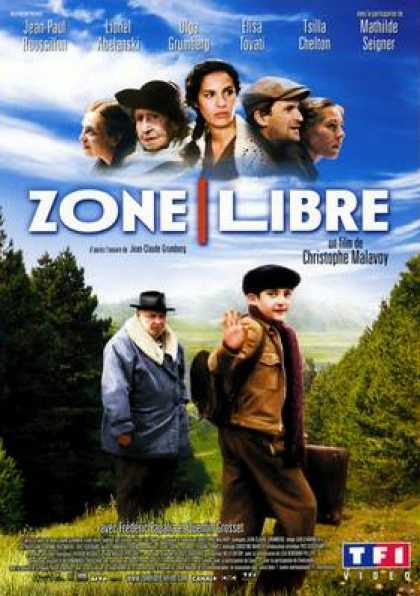 French DVDs - Zone Libre
