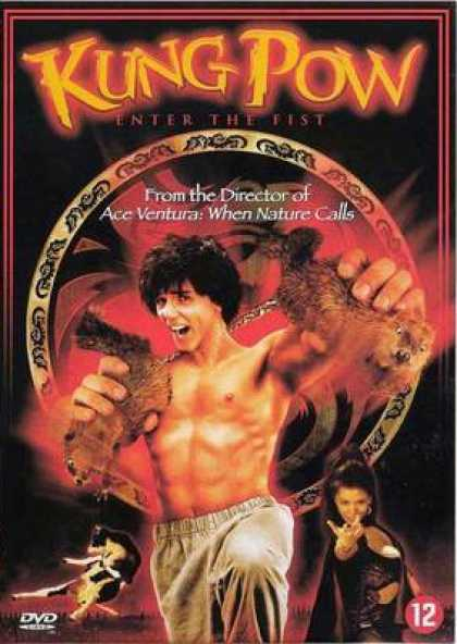 French DVDs - Kung Pow