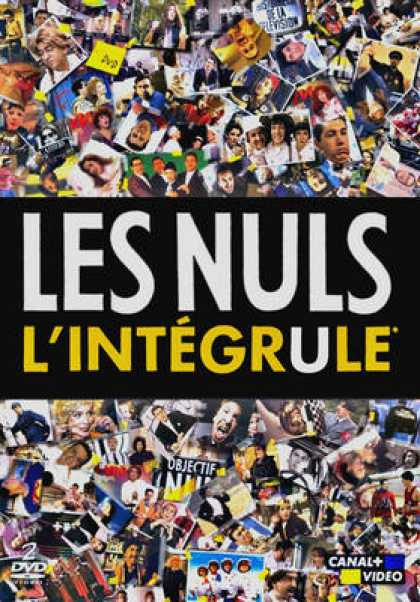 French DVDs - Les Nuls L Integrule