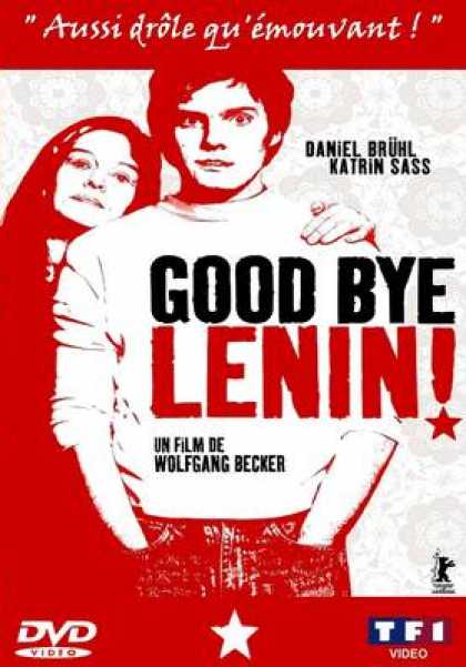 French DVDs - Good Bye Lenin