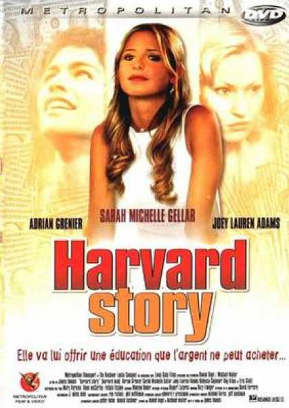 French DVDs - Harvard Story
