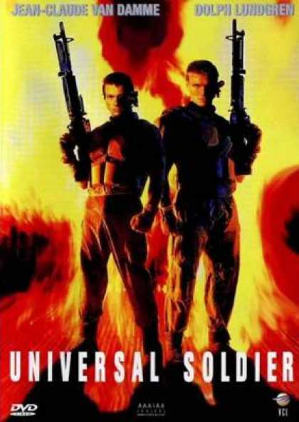 French DVDs - Universal Soldier