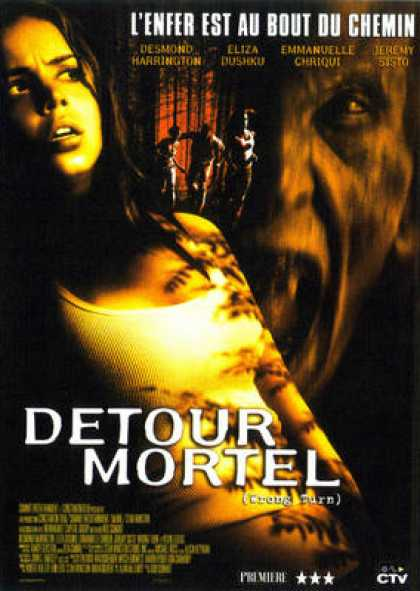 French DVDs - Wrong Turn