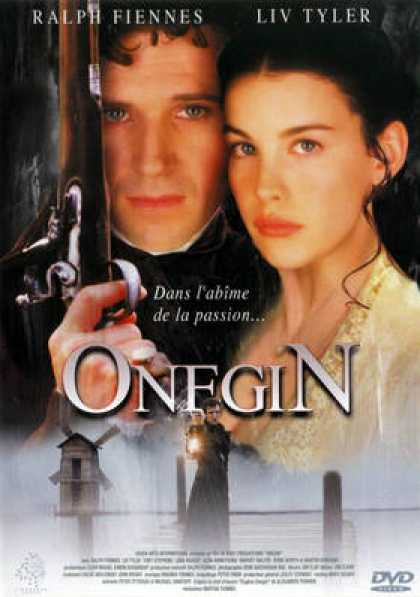 French DVDs - Onegin