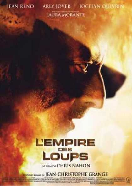French DVDs - Empire Of The Wolves