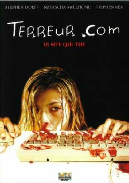 French DVDs - Fear Dot Com