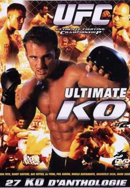 French DVDs - Ufc Ultimate Ko Vol.2