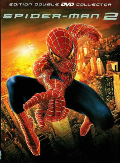French DVDs - Spider-Man 2