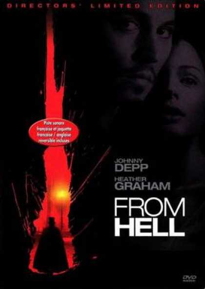 French DVDs - From Hell