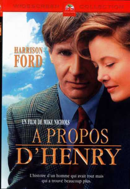 French DVDs - A Propos D Henri