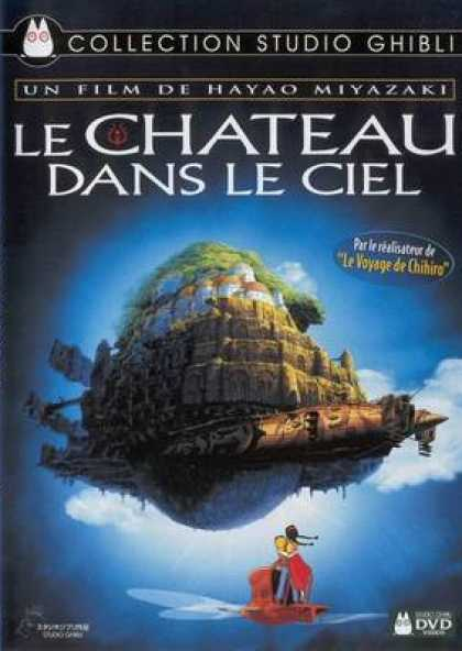 French DVDs - The Castle In The Sky