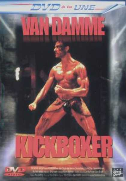 French DVDs - Kickboxer