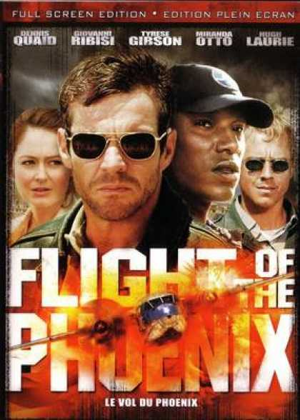 French DVDs - Flight Of The Phoenix French Canadian
