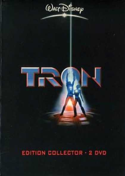 French DVDs - Tron