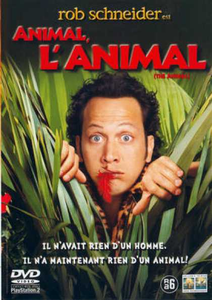 French DVDs - The Animal