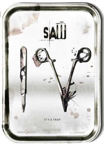 French DVDs - Saw IV