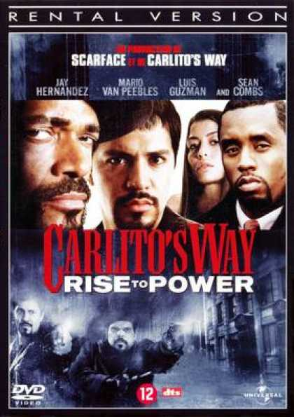 French DVDs - Carlito's Way: Rise To Power