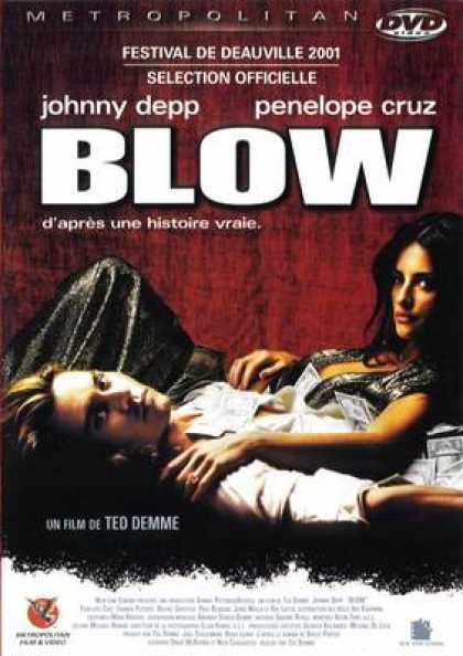 French DVDs - Blow