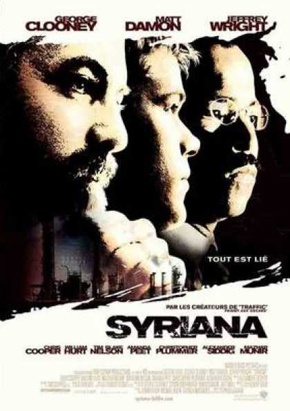 French DVDs - Syriana