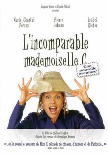 French DVDs - The Incomparable Miss