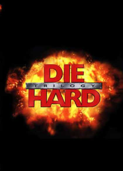 French DVDs - Die Hard Trilogy