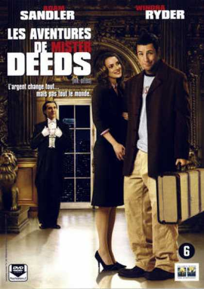 French DVDs - Mr Deeds